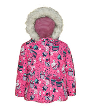 Load image into Gallery viewer, OLIVIA - Pink - Girls Jacket and Snow Pant Set