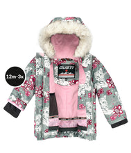 Load image into Gallery viewer, SELENA - Skyscraper - Girls Jacket and Snow Pant Set
