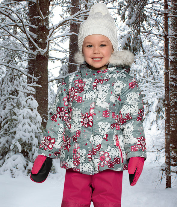 SELENA - Skyscraper - Girls Jacket and Snow Pant Set