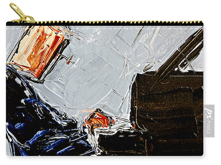Blue Piano  - Carry-All Pouch