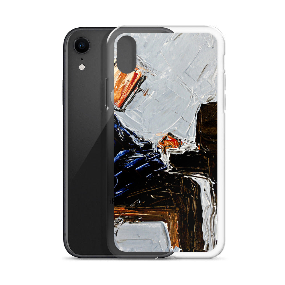 Blue Piano iPhone Case