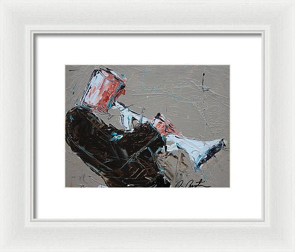 Play On - Framed Print