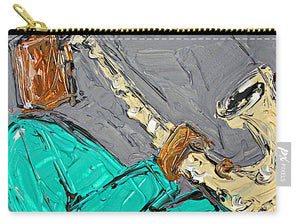 Saxo Turquoise  - Carry-All Pouch