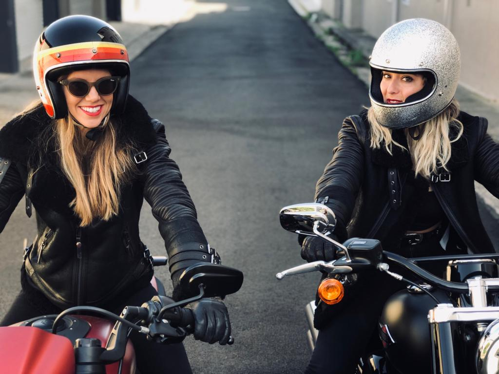 Riding with The Throttle Dolls