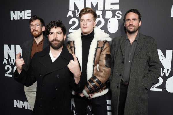 FOALS win 'Best live Act' at The NME Awards