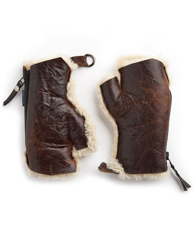 Hunter Shearling Gloves