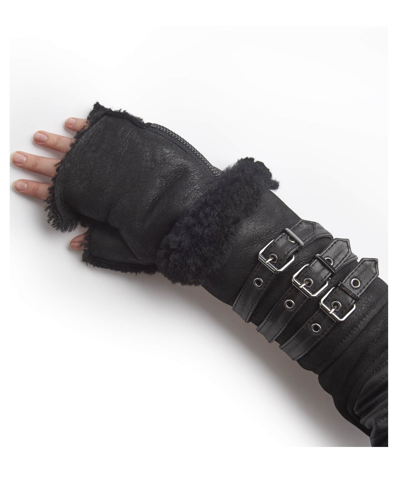 Warrior Shearling Gloves