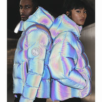 Quilted Puffer: Cosmic (Girl)