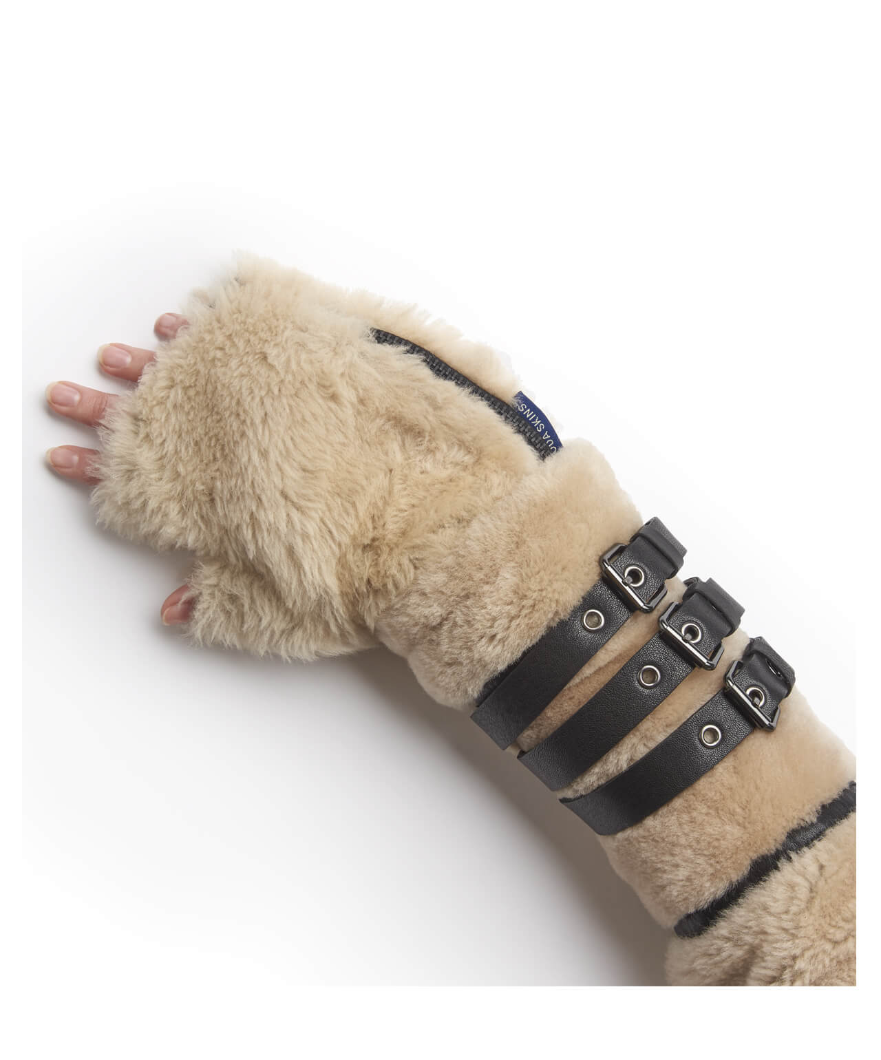 Polar Shearling Gloves