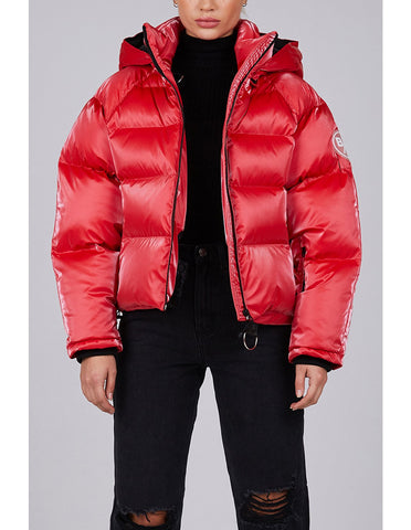 Quilted Puffer: Mars