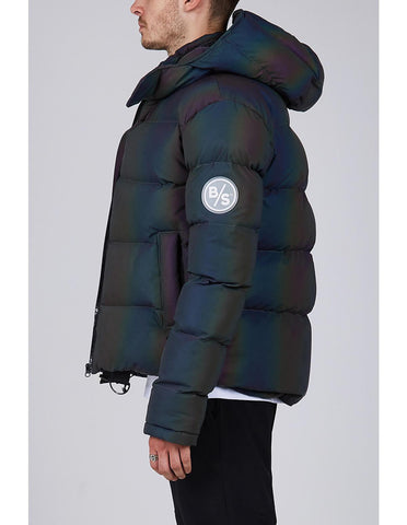 quilted puffer: cosmic