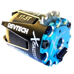 X-Factor 17.5T (Fully Dyno-Tuned) RC Brushless Motor