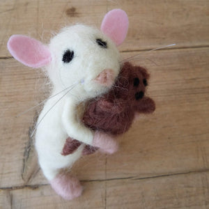 Needle felted toys & decorations