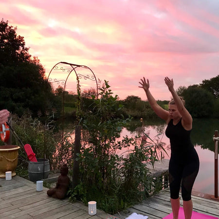 Join Gemma for Zoom Yoga