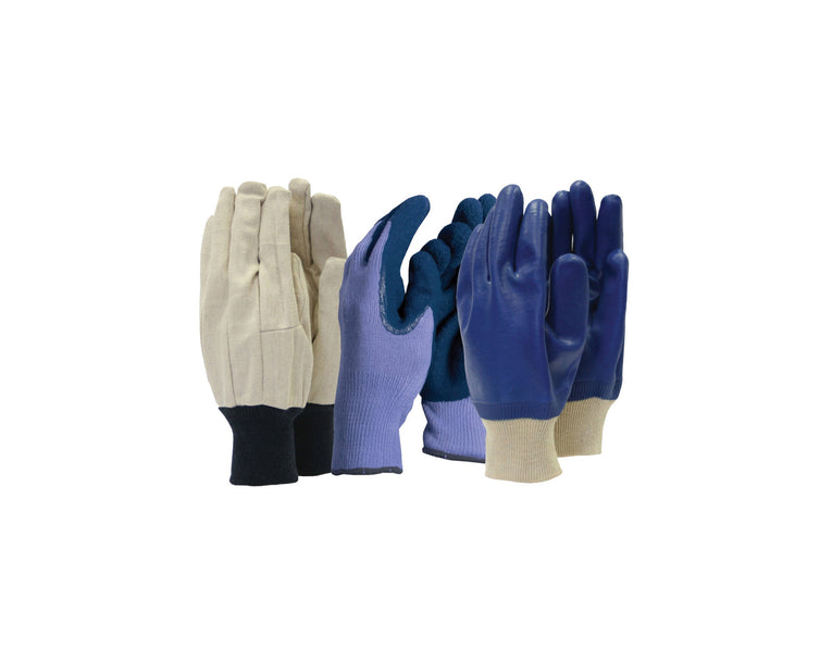 Mens Triple Pack Gloves