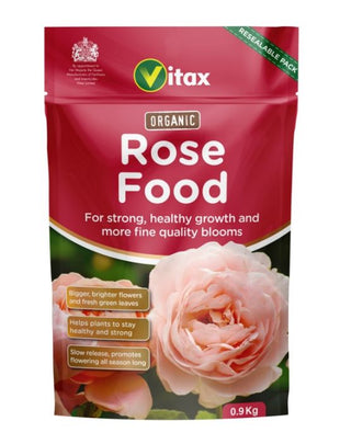 Vitax - Organic Rose Food 0.9kg