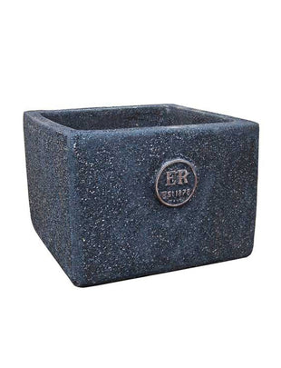Square Planter 'Graphite'