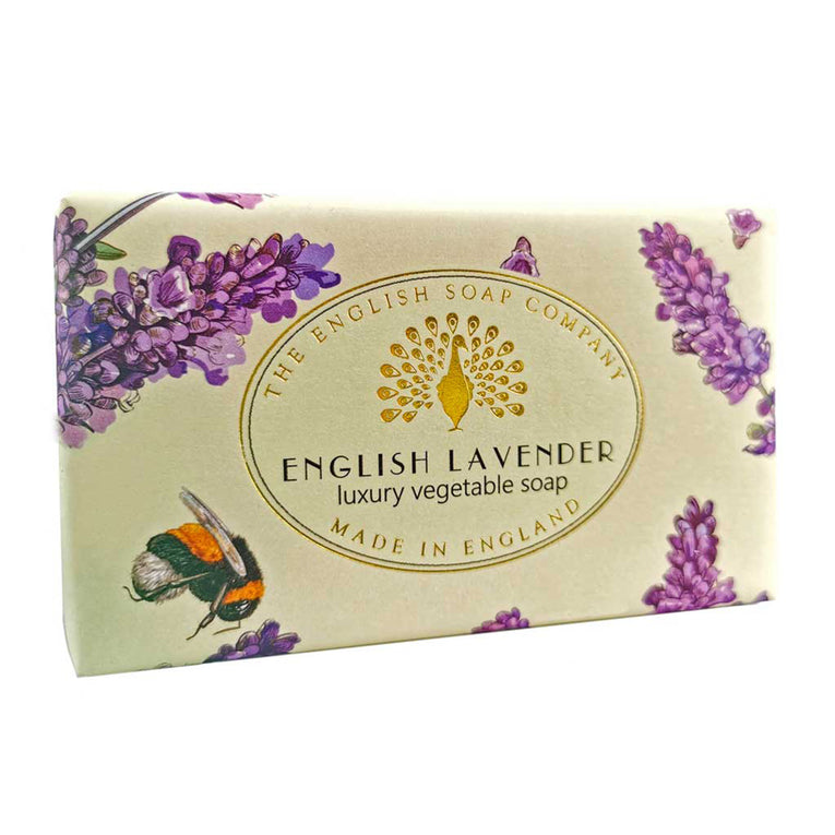 English Soap Company - Vintage Lavender