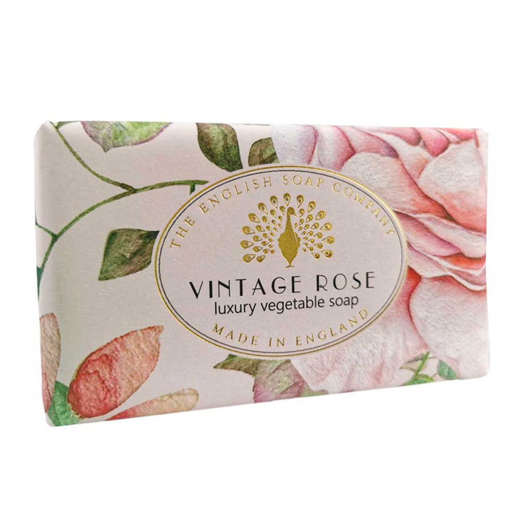 English Soap Company - Vintage Rose