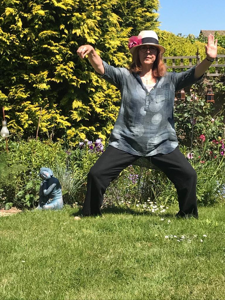 Thursday Morning Beginners Tai Chi with Lynne, 10:00 - 11:00 am