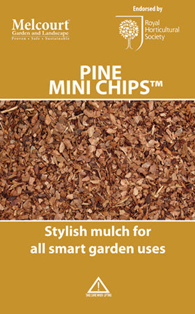 Melcourt Pine Mini Chips 60 Litre