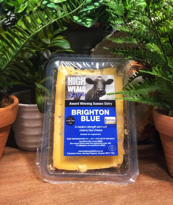 Brighton Blue Stilton Cheese 150g
