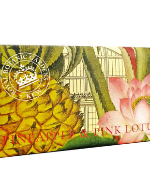 English Soap Company - Kew Garden Pineapple and Pink Lotus