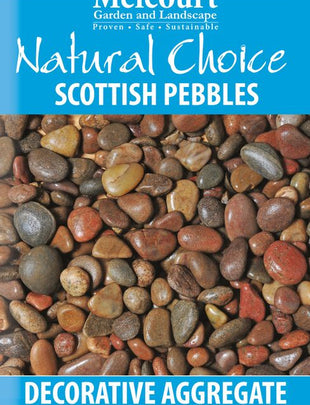 Melcourt Scottish Pebbles 20 Kg