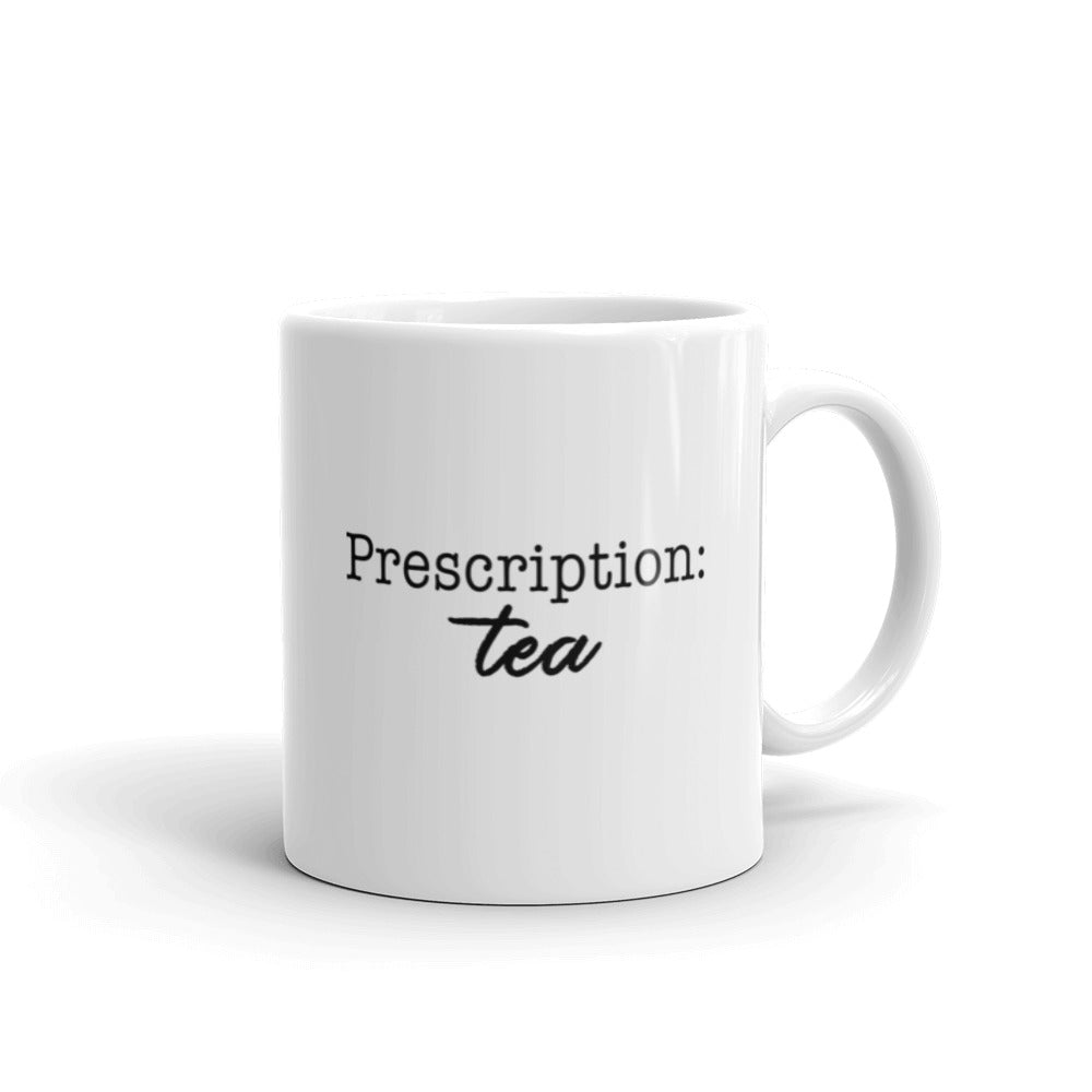 Prescription Tea Mug