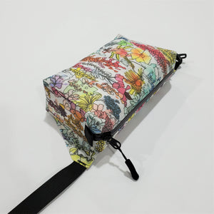 "Watercolor Series - Fanny Pack ""Wildflowers"""