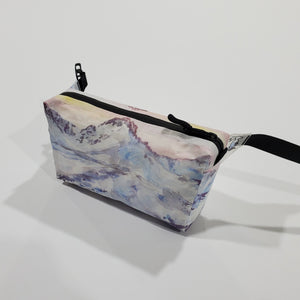 "Watercolor Series - Fanny Pack ""The Citadel"""