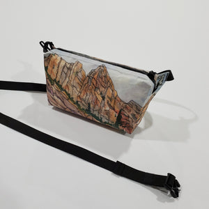 "Watercolor Series - Fanny Pack ""Eldorado Canyon"""