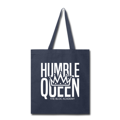 Humble Queen Tot Bag - navy