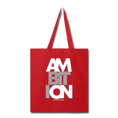 Tote Bag - red