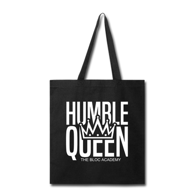 Humble Queen Tot Bag - black