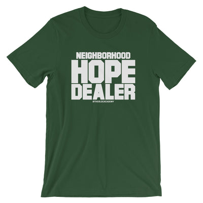 """HOPE Dealer"" Short-Sleeve Unisex T-Shirt"