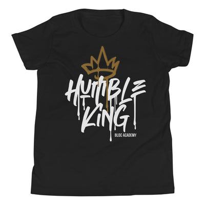 "Boys ""Humble King"" Short Sleeve T-Shirt"