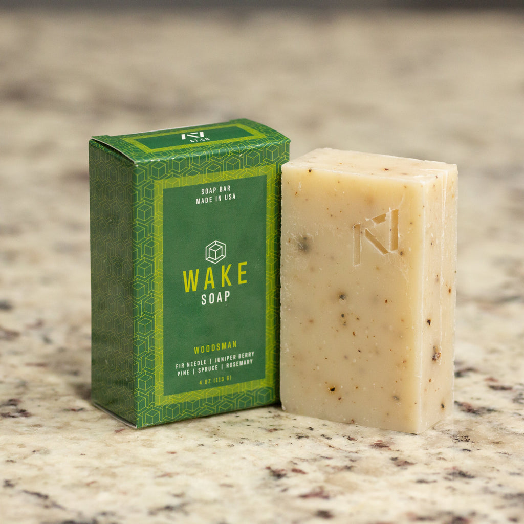Wake Soap - Woodsman