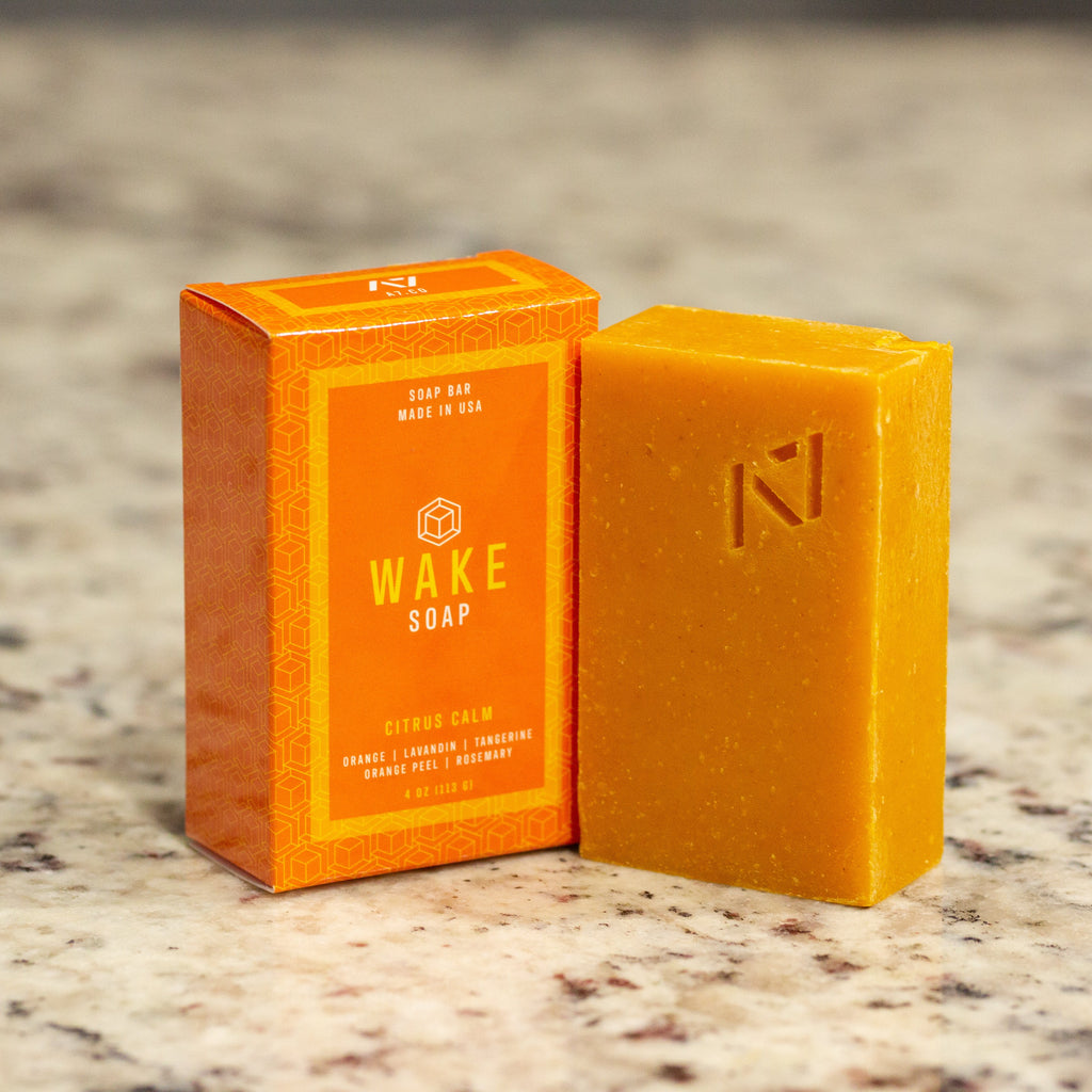 Wake Soap - Citrus Calm