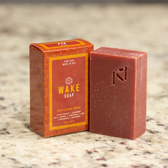 Wake Soap - Red Citrus Spike