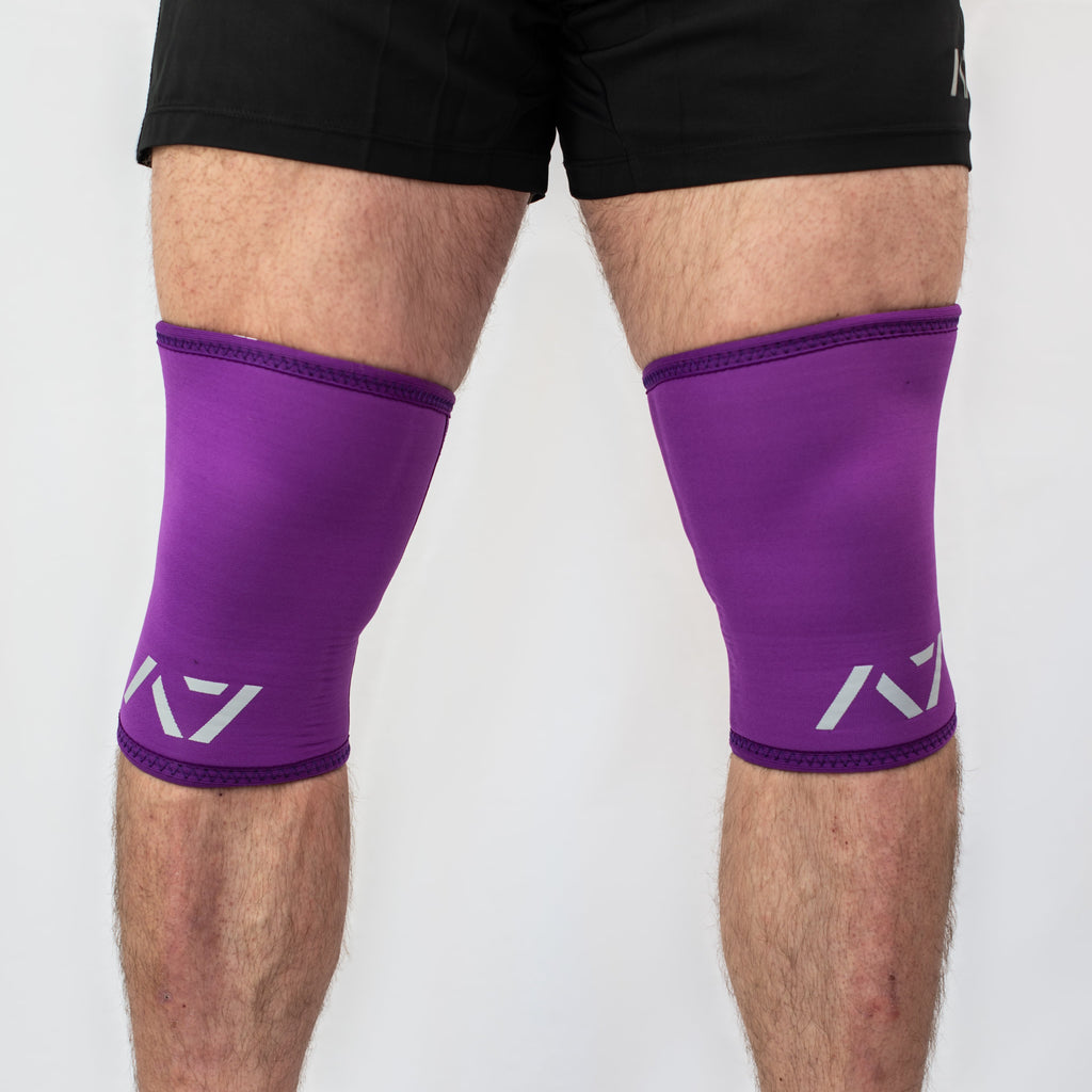Purple CONE Knee Sleeves - USPA & IPF Approved