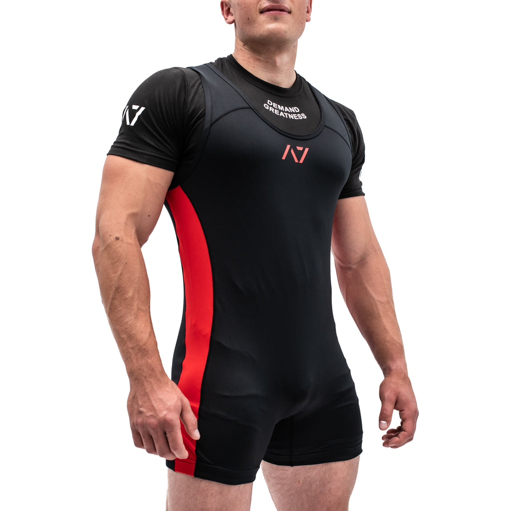 A7 Singlet - Red - IPF Approved