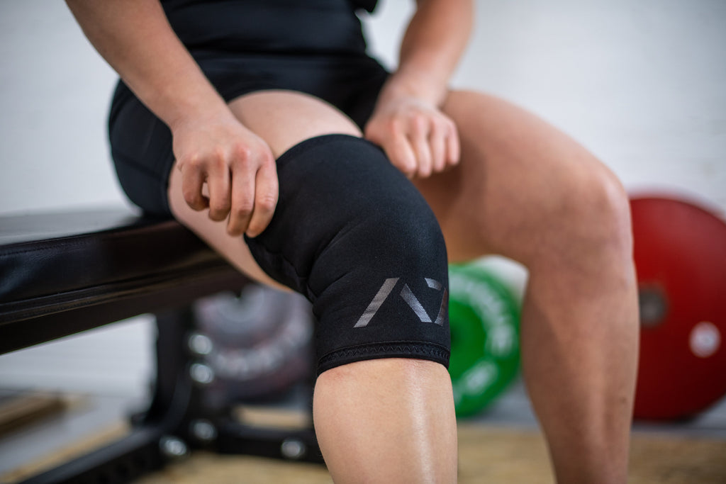Stealth Stiff CONE Knee Sleeves - USPA & IPF Approved