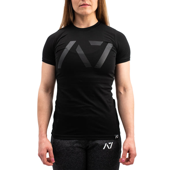 Stealth Bar Grip Women's Black Shirt