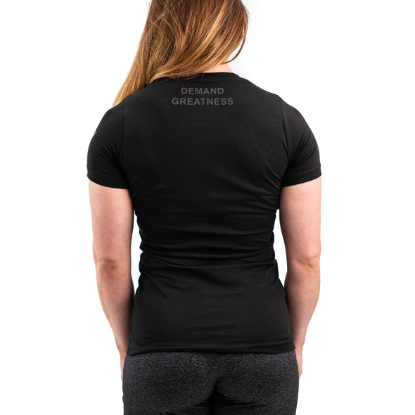 Stealth IPF Approved Logo Meet Women's Shirt
