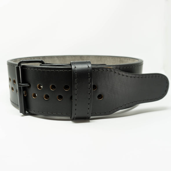 Pre-order - A7 Pioneer Cut Prong Belt - IPF Approved Logo