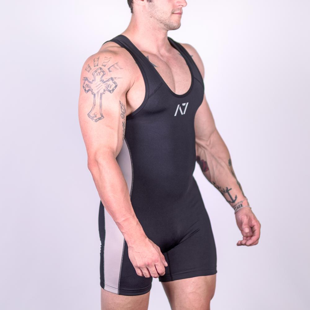 A7 Singlet - Slate - IPF Approved