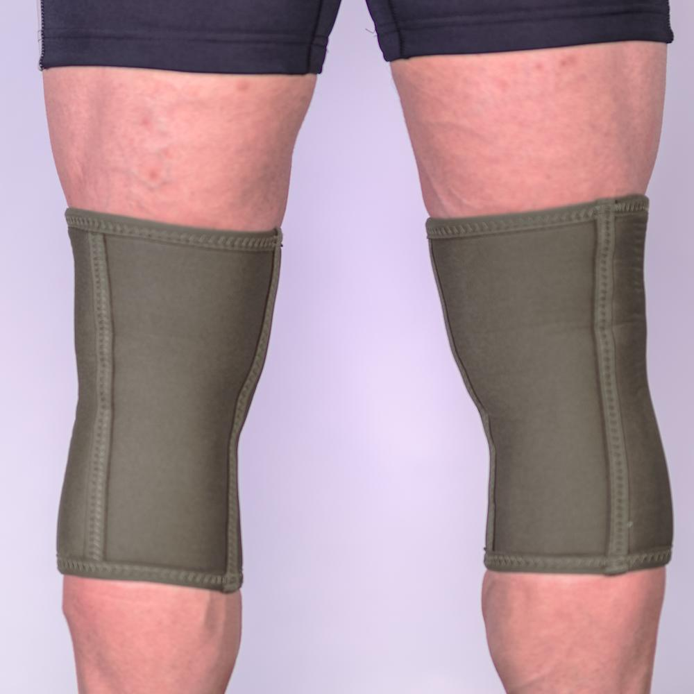 Military CONE Knee Sleeves - USPA & IPF Approved