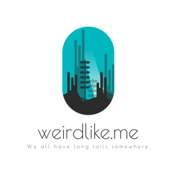 weirdlike.me a home for meaningful products