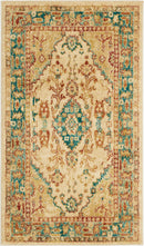 Nourison Traditional Antique 3' x 5'  Persian    Area Rug